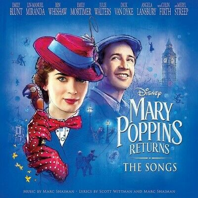 Various Artists - Mary Poppins Returns: The Songs [New Vinyl]