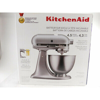 3354b229568 KITCHENAID KSM75SL CLASSIC Plus 4.5-Qt. Tilt-Head Stand Mixer