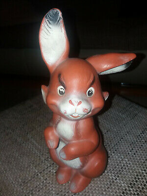 Dachbodenfund Rolly Toys Western Germany Hase 50er Jahre !!!!!!!!!!!!!!!!!!!
