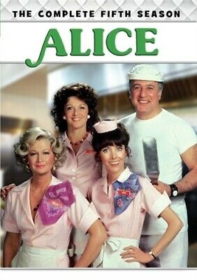 ALICE TV SERIES THE COMPLETE FIFTH SEASON 5 New Sealed 3 DVD Set