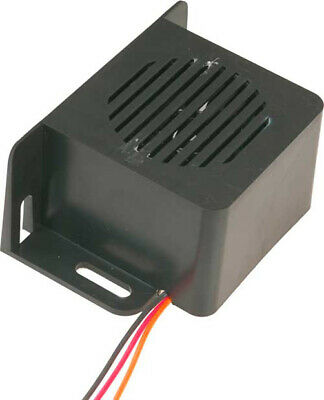 Amber Valley Avr95 Spezial Square 12/24v Speaking Blinker Alarm 1 Jahr Garantie