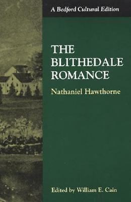 The Blithedale Romance (Bedford Cultural Editions), Nathaniel Hawthorne,03121180