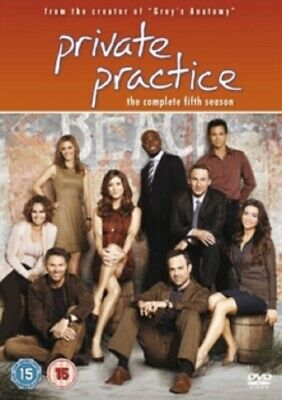 Private Practice Season 5 Series Five Fifth (Kate Walsh) New Region 4 DVD