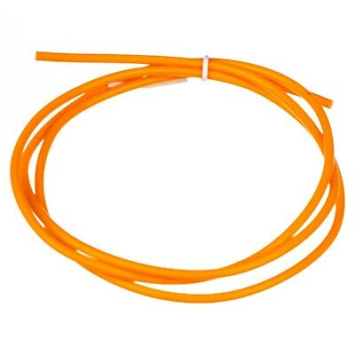 1 Meter bowden PTFE-tube/Schlauch, ID 1.9mm für 1.75mm, capricorn-Klon, orange