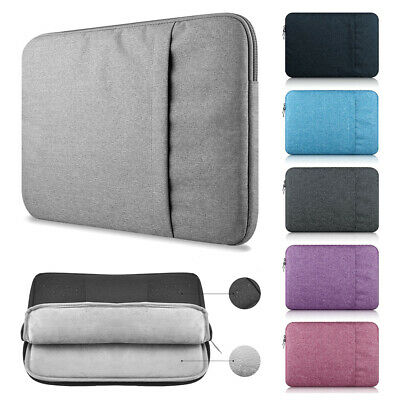 Laptop Bag Sleeve Case Cover For MacBook Air Pro HP Dell Asus 11 13 15 15.6 inch
