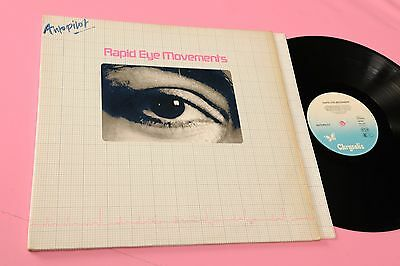 Pilote Automatique 2Lp Rapid Eye Mouvements Orig Germany 1981 Gatefold Cover And
