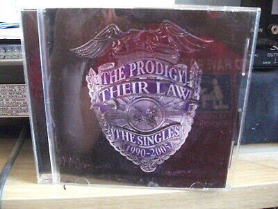 The Prodigy - Their Law (Singles 1990-2005, 2005)
