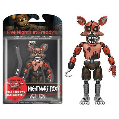 Funko Five Nights At Freddy's Nightmare Foxy Articulated Figure