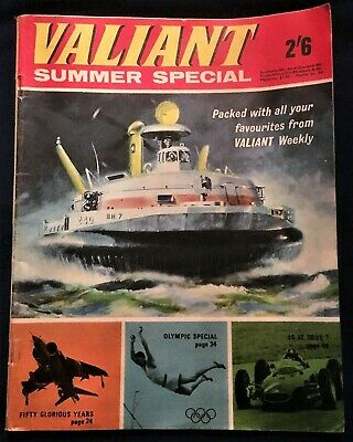 VALIANT Summer Special 1968 3rd one Comic scarce issue