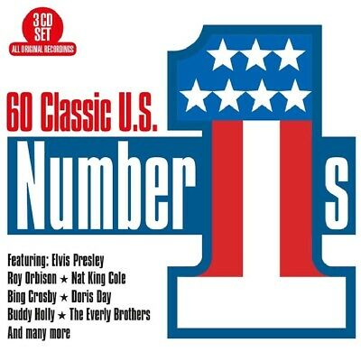 60 Classic U. Number Ones CD Box Set New Pre Order 29/03/19