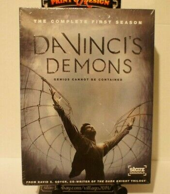 Da Vinci's Demons: Season 1 [NEW DVD] FREE SHIPPING!