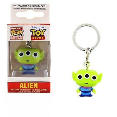 Funko Pocket Pop Keychain Disney Pixar Toy Story: Alien Vinyl Keychain #37055