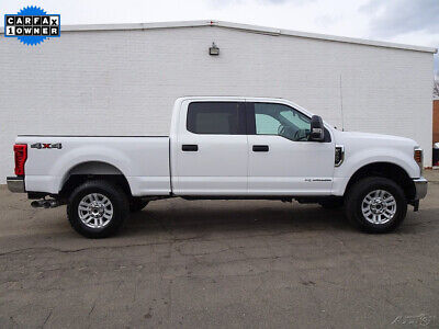 2018 Ford F-250 XLT 2018 Ford 250 XLT Pickup Truck Used 6.7L V8 32V Automatic 4WD Diesel