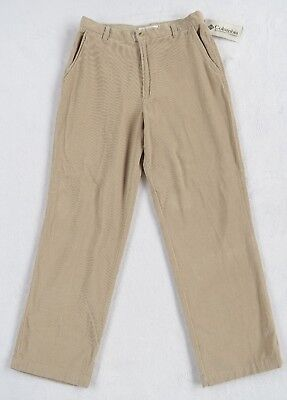 f375c738cda7f NWT Columbia Women s Casual Corduroy Khaki Chino Outdoor Pants - Size 12