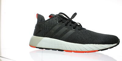 5a2288244 ADIDAS SWIFT RUN All Black Men s Size 11.5 Running Shoes Gently Used ...