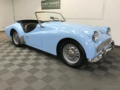 1960 Triumph TR3 1960 TRIUMPH TR3A. UPGRADED 2.2 LITER TR4A ENGINE 1960 TRIUMPH TR3A.  NICELY RESTORED, GOOD DRIVING CAR. SHOWS 15,469 MILES.
