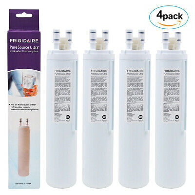 4PK Frigidaire Ultra ULTRAWF Pure Source 241791601 Water Filter Replacement USA
