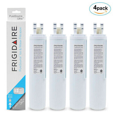 4Pack, Frigidaire ULTRAWF 241791601 242017801 Water Filter Ultra Replacement