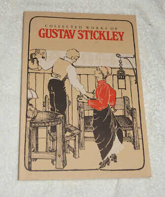 Collected Works of Gustav Stickley (1989) furniture