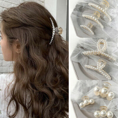 Women Crystal Rhinestone Words Hair Clip Barrette Stick Hairpin Hair Gifts New
