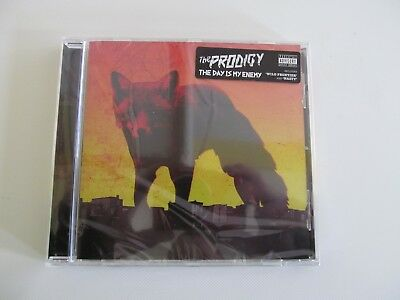 The Prodigy The Day Is My Enemy Cd New & Sealed Album Experience No Tourists Dj