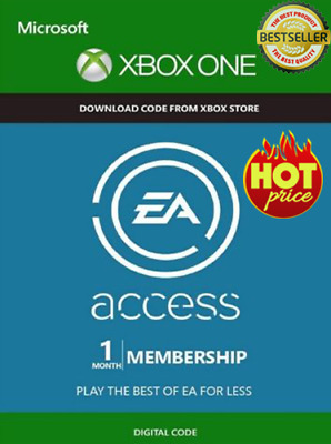 EA Access - 1 Month Subscription (Xbox One) WORLDWIDE🔥 Fast Delivery 📩