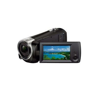 Sony HDR-CX405 Full HD 60p Camcorder, 2.3MP Sensor, 1.9-57mm Focal Length, Black