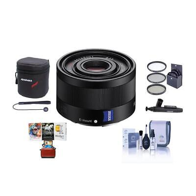 Sony Sonnar T* FE 35mm F2.8 ZA E-Mount Lens with Free Accessory Kit #SEL35F28ZAM