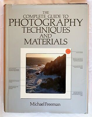 Compete Guise to Photography, Techniques & Materials, Hardback Book