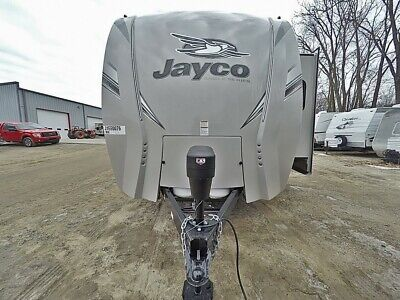 2018 Eagle 322Rlok Travel Trailer With Outside Kitchen By Jayco Rv Sale