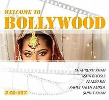 Welcome to Bollywood-Digipack von Various | CD | Zustand sehr gut