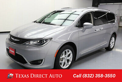 2017 Chrysler Pacifica Touring-L Texas Direct Auto 2017 Touring-L Used 3.6L V6 24V Automatic FWD Minivan/Van