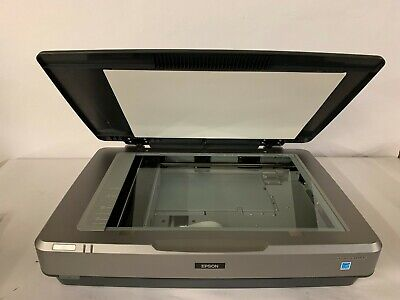 EPSON Expression 10000XL Wide Format Flatbed Photo Scanner J181A