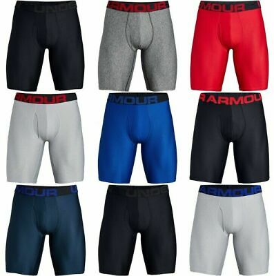 79c6d27542a2 Under Armour 1327420 Men's Boxer Brief UA Tech 9