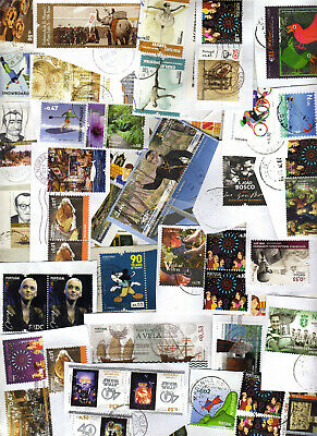 Portugal Kiloware 30+g Euro Stamps on paper Used few duplication (2 scans)