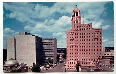 MAYO CLINIC, MAYO building and Plummer Building Rochester, Minn Postcard  B815