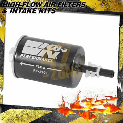 K/&N Filters In-Line Gas Filter For 92-16 GMC Chevrolet Buick Pontiac