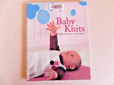 Baby Knits Softcover Book
