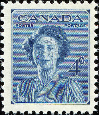 Canada # 276 VF-NH Canada 41 single stamps of #276