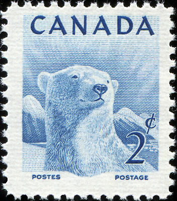 Canada # 322 VF-NH Canada 11 single stamps of #322