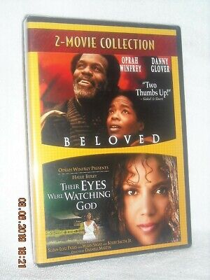 Beloved/ Their Eyes Were Watching God (DVD, 2005) NEW Halle Berry Oprah Winfrey