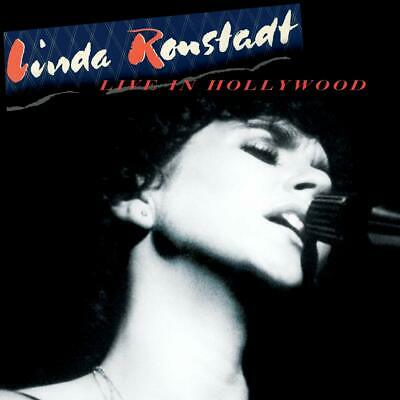 Linda Ronstadt - Live In Hollywood Digipak  Cd Neu