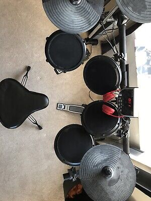 ALESIS NITRO ELECTRONIC Drum Kit With 8 Inch Snare/Toms and