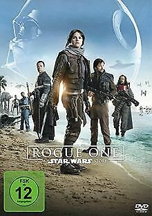 Rogue One - A Star Wars Story   DVD   Zustand sehr gut