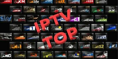 Iptv  Server Top 100% Stabilita 2019 Fullhd-Hd-Sd- 3D