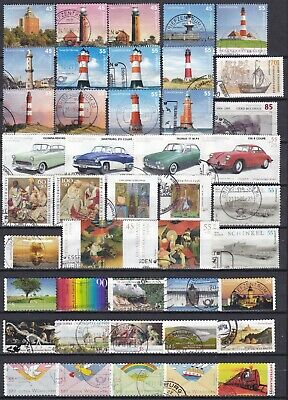 GERMANY COMMEMORATIVES (ref 26) USED