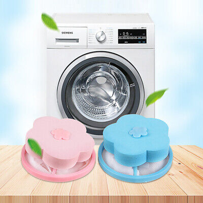 Practical Washing Machine Floating Laundry Filter Bag for Lint Pet Hair Remover