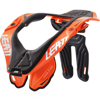 Leatt Gpx 5.5 Orange Neck Brace