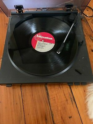 Old Record Player Optimus LAB-1100 Fully Automatic Turntable