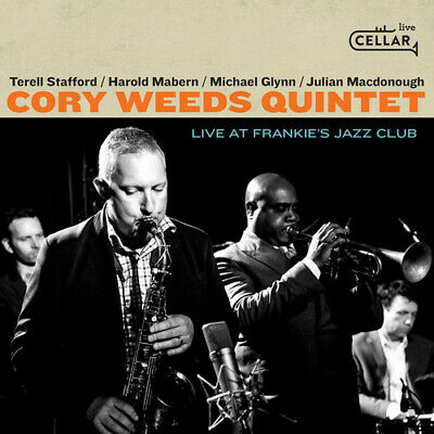 Cory Weeds - Live At Frankie's Jazz Club [New CD]